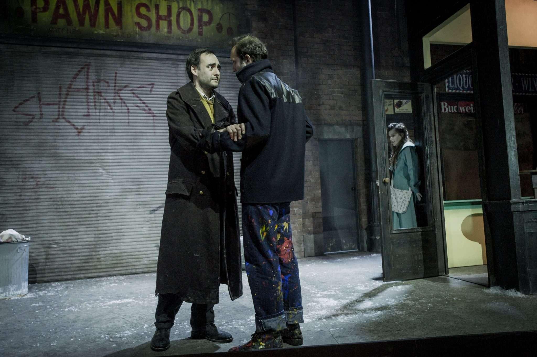 Simon Lima Holdsworth La Bohème (set and costumes)