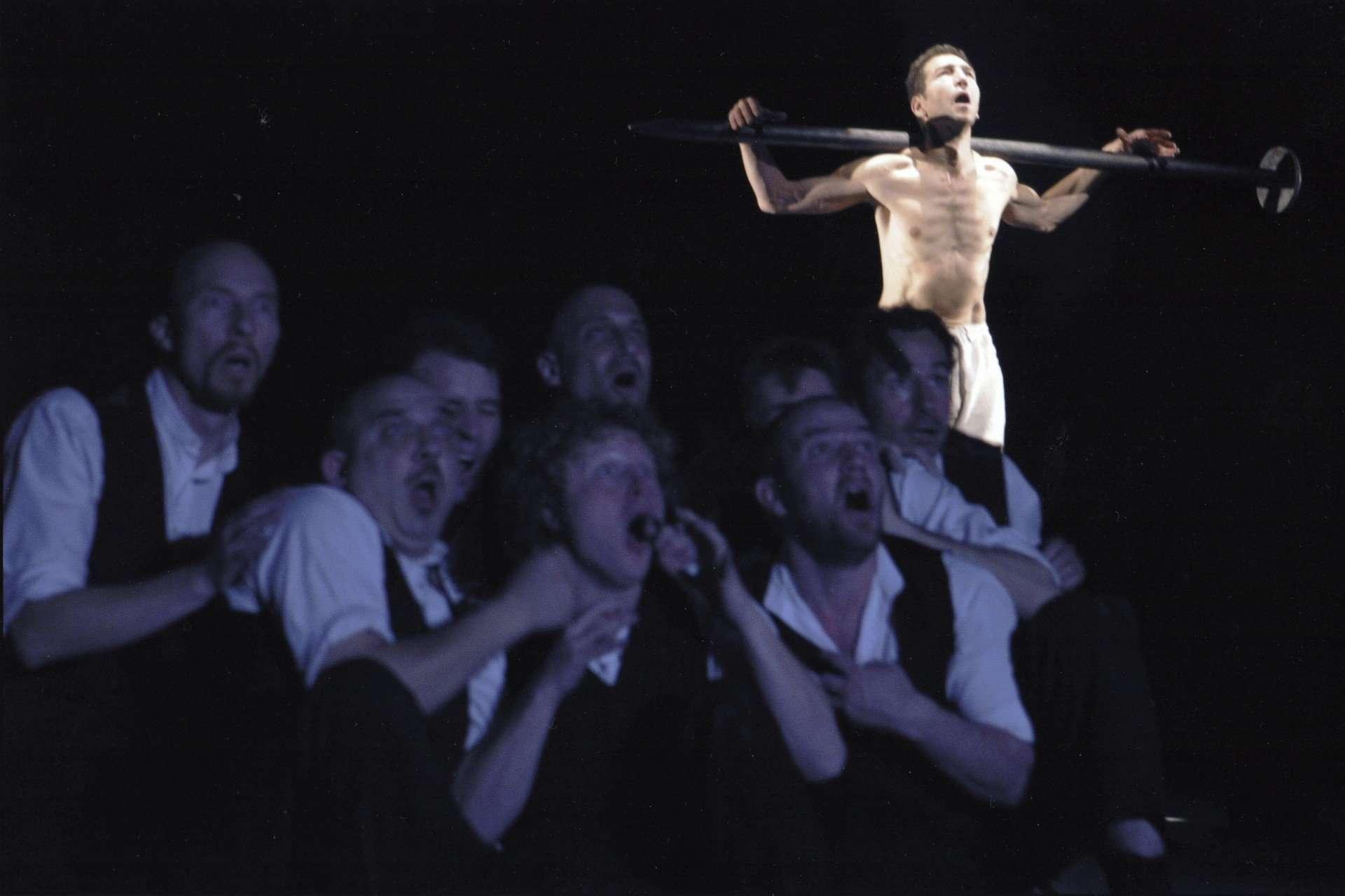Simon Lima Holdsworth Messiah (set and costumes)