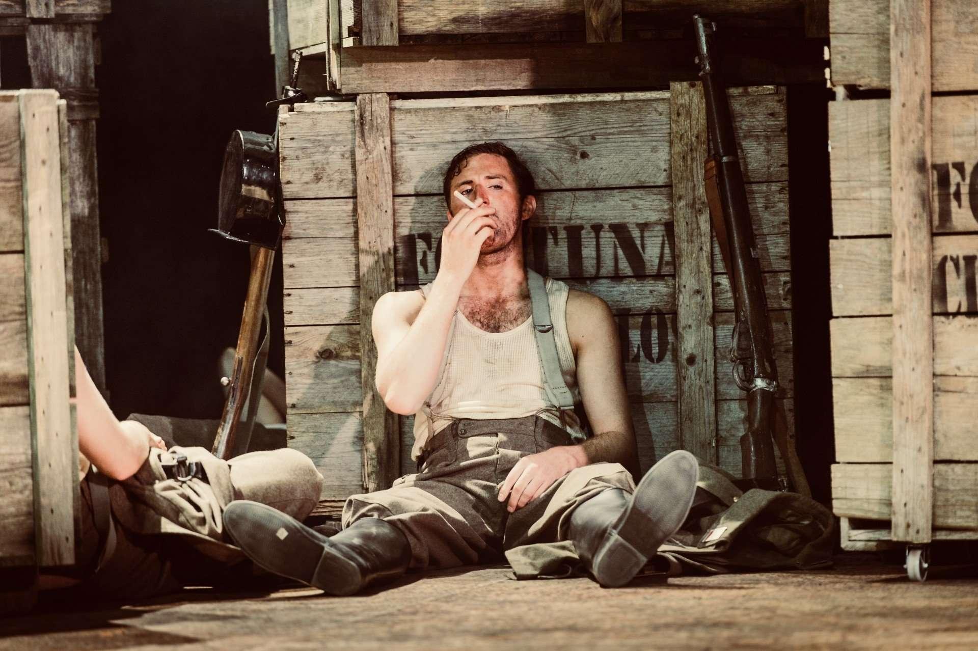 Simon Lima Holdsworth Carmen (set and costumes)