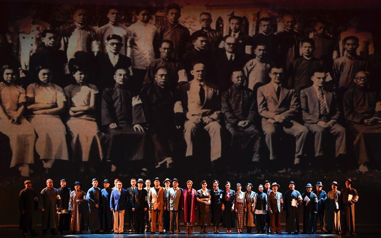 Simon Lima Holdsworth 170 Days in Nanking (costumes)