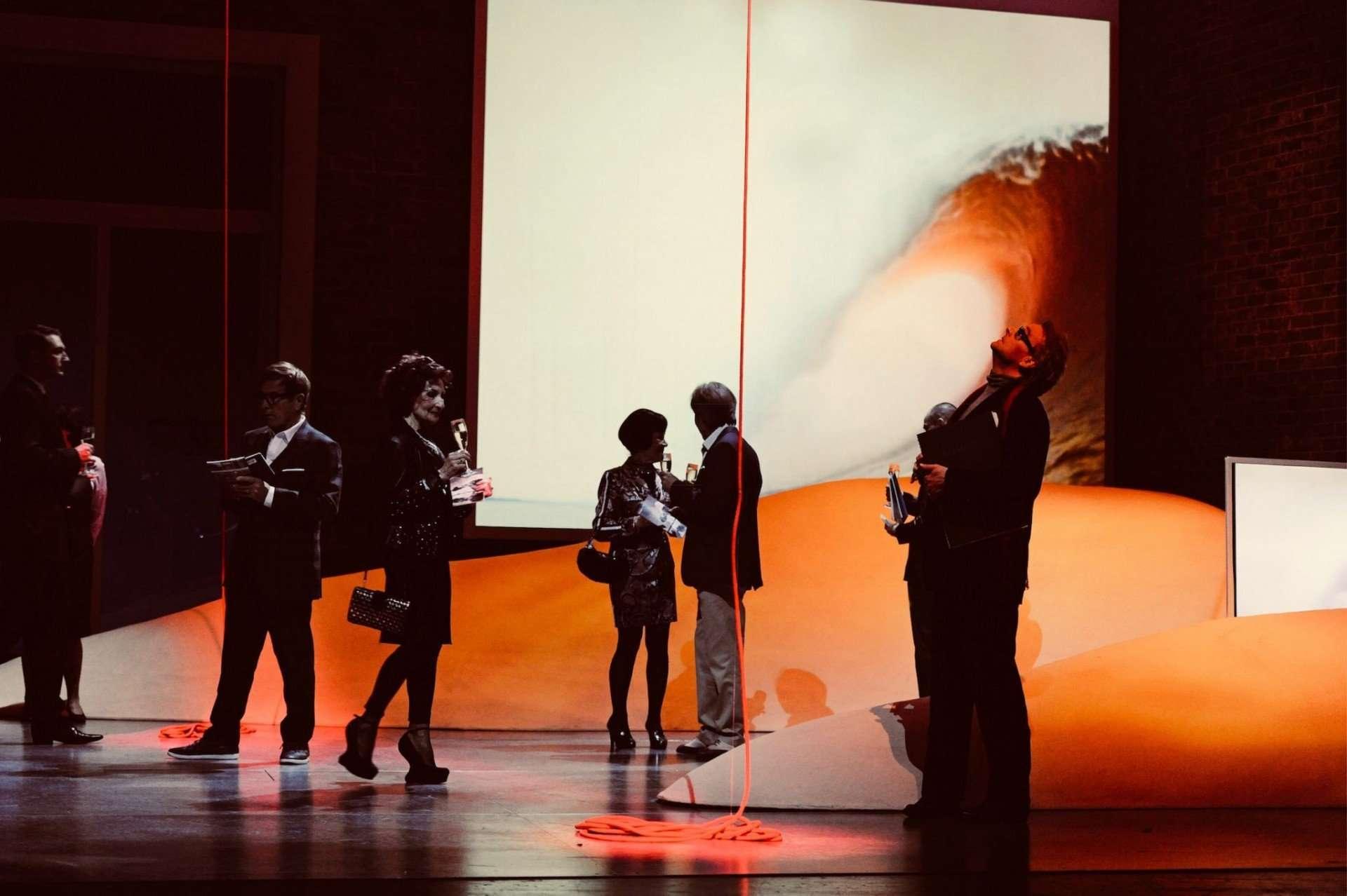 Simon Lima Holdsworth Ariadne auf Naxos (set)
