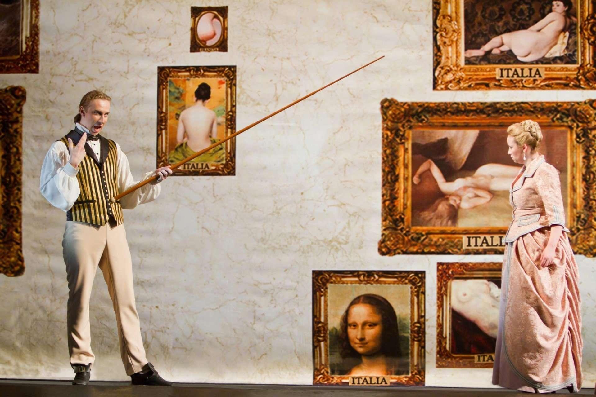 Simon Lima Holdsworth Don Giovanni (set and costumes)
