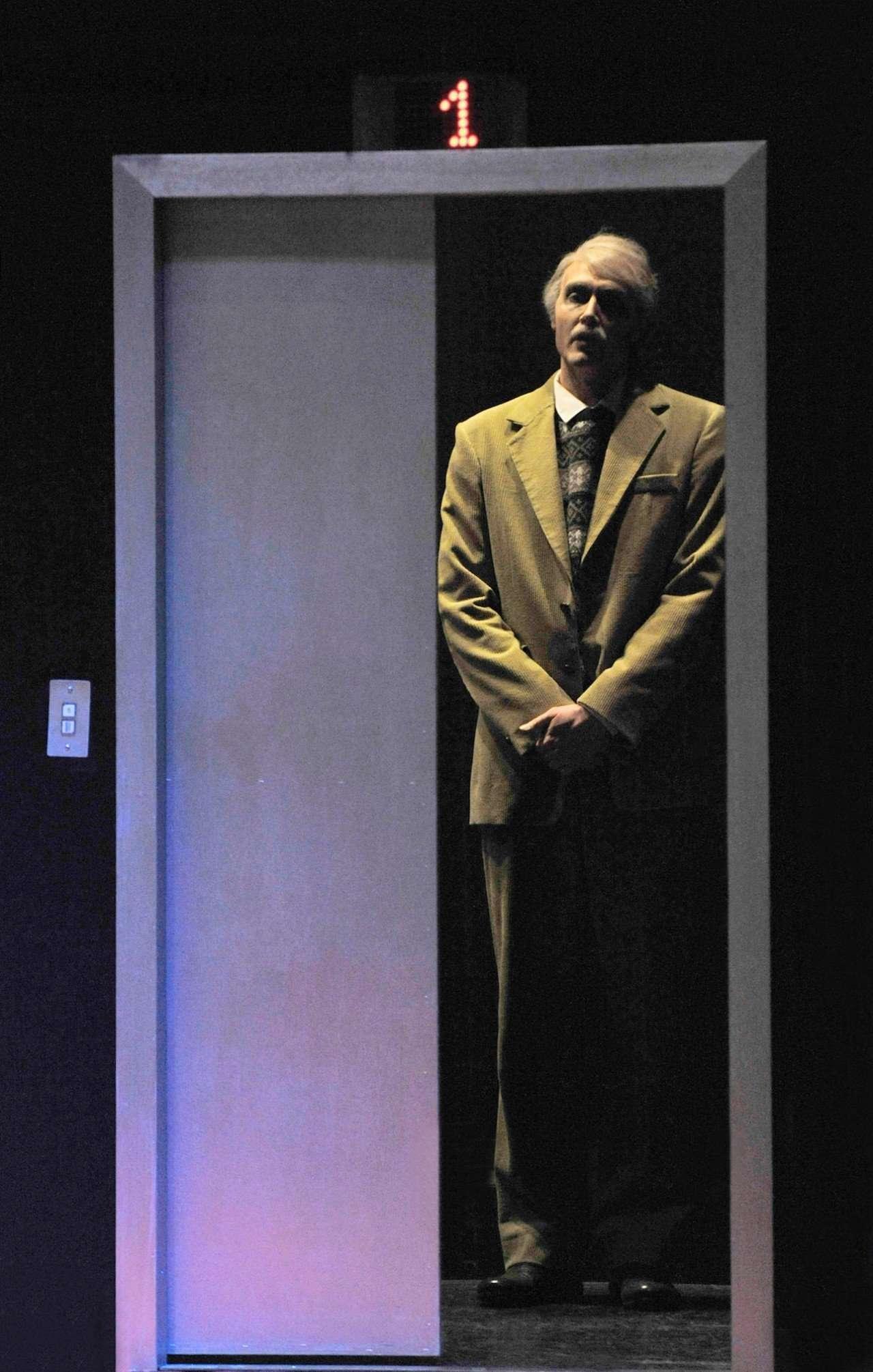 Simon Lima Holdsworth La Notte di un Nevrastenico/Gianni Schicchi (set and costumes)