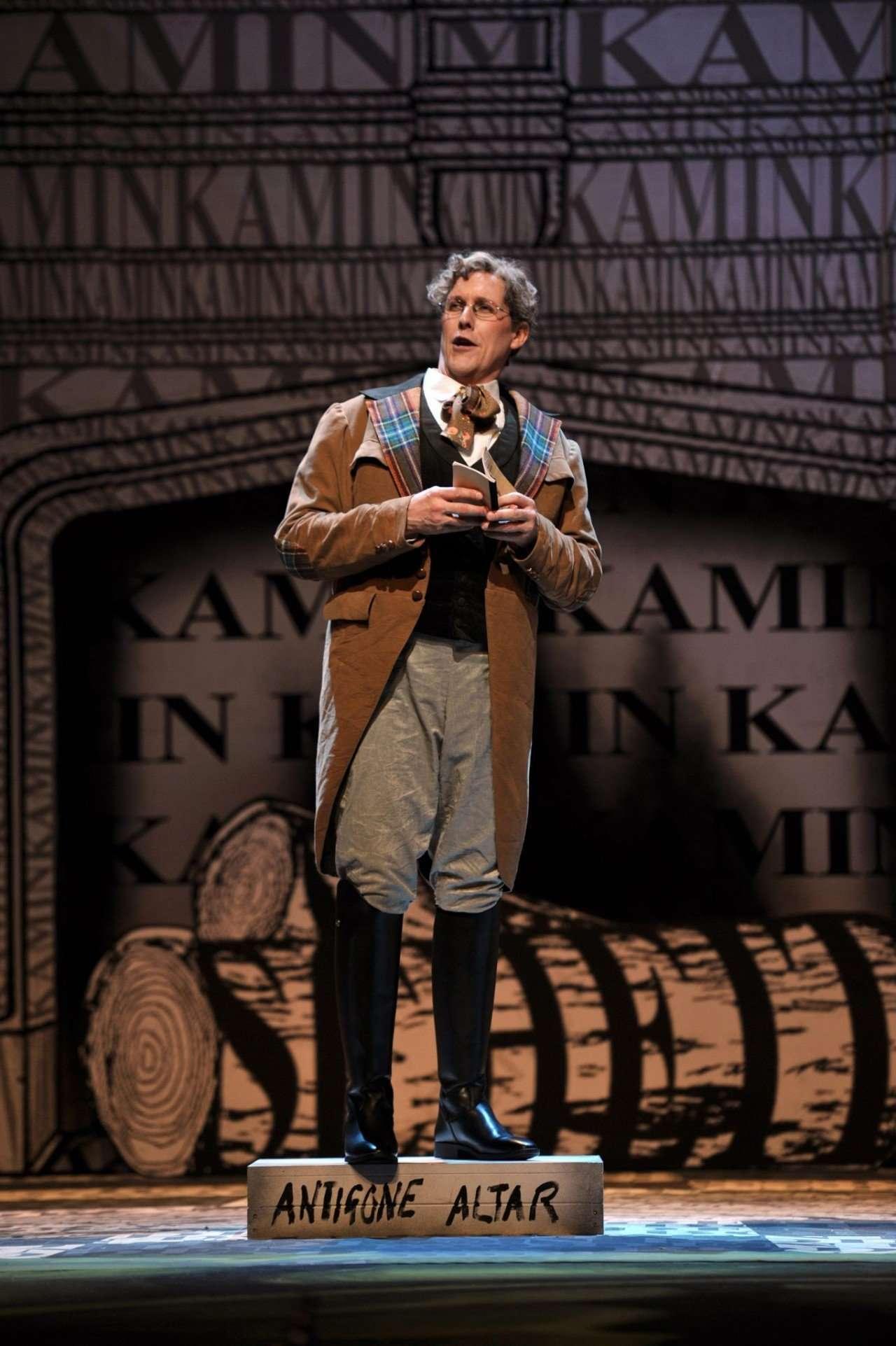 Simon Lima Holdsworth Der Wildschütz (set)