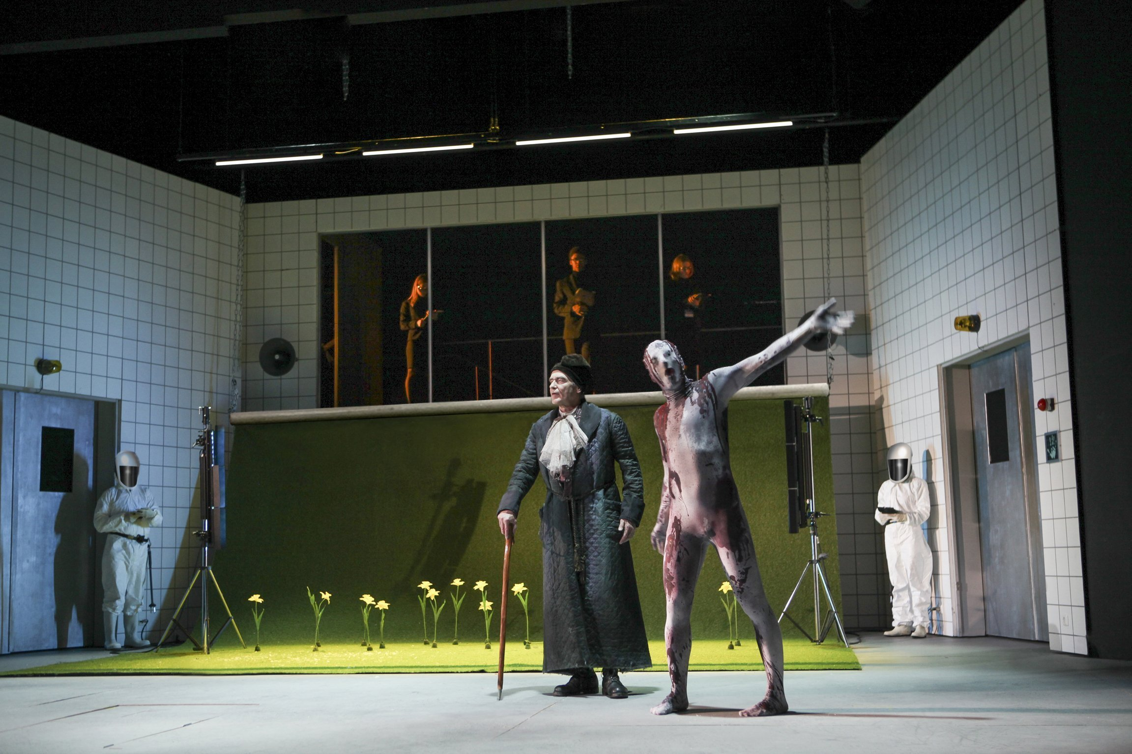 Simon Lima Holdsworth Frankenstein (set and costumes)